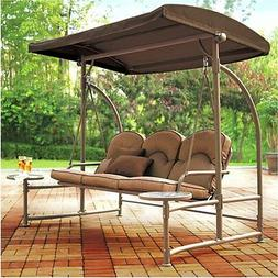 Garden Winds Replacement Canopy for North Hills Swing