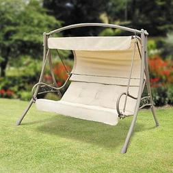 Garden Winds Replacement Canopy for Suntime Seville Swing