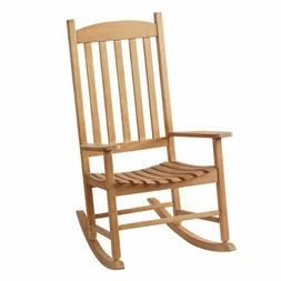 rocking chair solid wood rocker porch balcony
