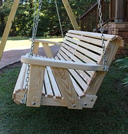 Ecommersify Inc ROLL BACK Amish Heavy Duty 800 Lb 4ft. Porch
