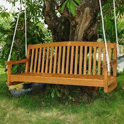 Royal Tahiti Outdoor Furniture Curved Back Swing