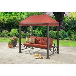 Better Homes & Gardens Sullivan Pointe 3-Person Gazebo Porch