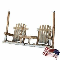 Tete-A-Tete Porch Swing