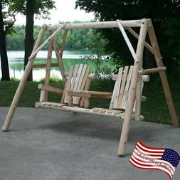 Lakeland Mills Tete-A-Tete Yard Swing CFU19 NEW