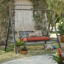 Belham Living Universal A-Frame Metal Porch Swing Stand