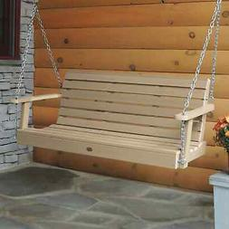 Highwood Weatherly 4-foot Eco-friendly Synthetic Wood Porch