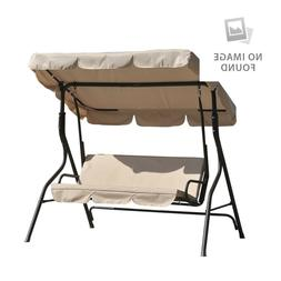 Sunjoy Webster 3-Seat Swing