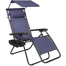 Zero Gravity Chair Outdoor Patio Porch Recliner Seats Comfor